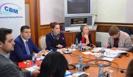 Round Table for the publication of report within ''Our Matters''
