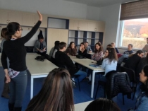 ACCESS PROGRAM STUDENTS FROM MITROVICA MEET REGIONAL ENGLISH LANGUAGE OFFICER