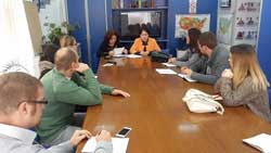 Info-session for the continuation of the project ''Our matters''