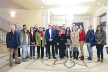 STRENGTHENING THE ROLE OF YOUTH  ON DIALOGUE AND COOPERATION