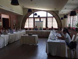 Community Building Mitrovica with partners BFPE and PIPS organized 5th study visit in Peja, Kosovo