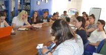 CBM HOSTS EXCHANGE PROGRAM STUDENTS