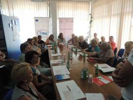 CBM provides consultancy sessions for women start-ups grantees