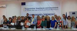 CBM granted 33 – participants of the ''women start-ups'' project