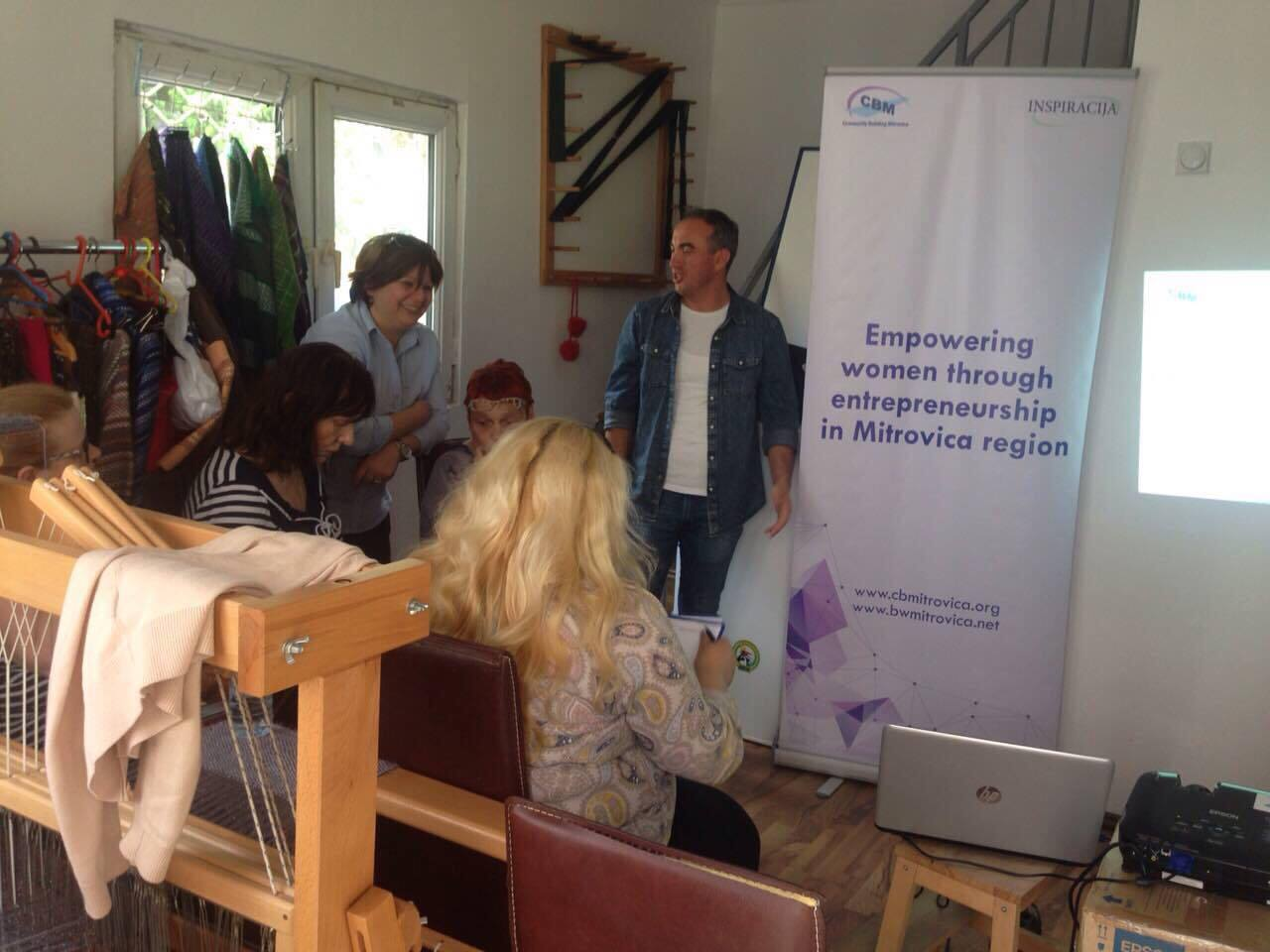 WOMEN ENTREPRENEURS DEEPEN THEIR UNDERSTANDING ON THE KOSOVO FISCAL POLICIES