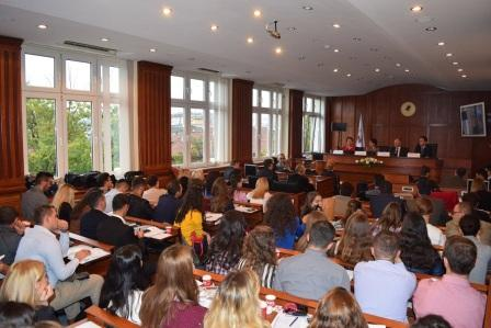 "CONFERENCE ""THE ROLE OF UNIVERSITIES IN DEALING WITH THE PAST AND PEACE BUILDING"""