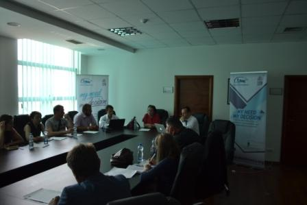 Working Group for developing MoU between MRMT and local municipalities - Srbica/Skenderaj municipality