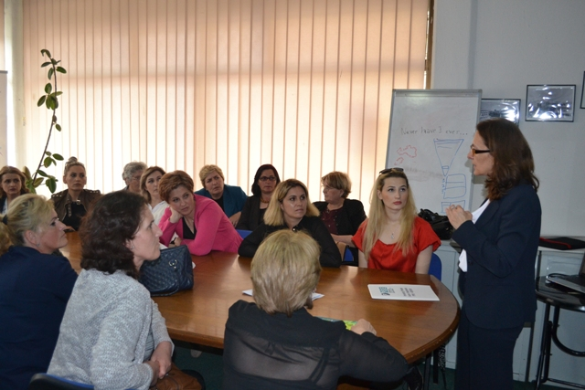 A NEW ASSOCIATION HAS BEEN ESTABLISHED WITH THE GOAL OF SUPPORTING WOMEN ENTREPRENEURS IN MITROVICA