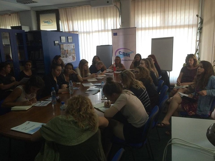 CBM welcomed students from Amsterdam University College