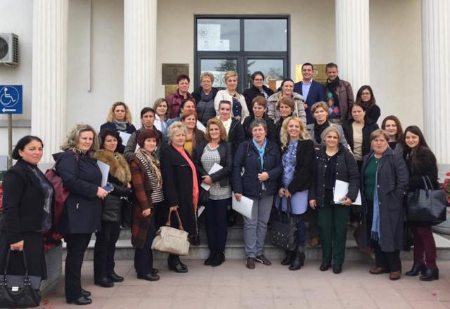 Women from Mitrovica region enhance their practical skills in business